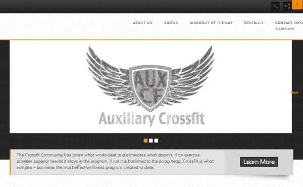 Auxiliary Crossfit